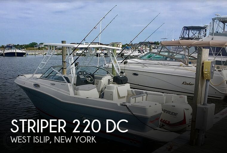 Used Ski Boats For Sale in New York by owner | 2015 Striper 22