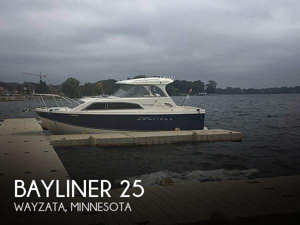 Used Bayliner Boats For Sale in Minnesota by owner | 2007 Bayliner 25