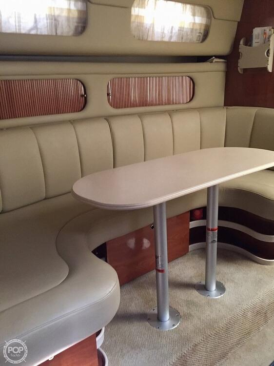 2002 Rinker boat for sale, model of the boat is Fiesta Vee 342 & Image # 15 of 40