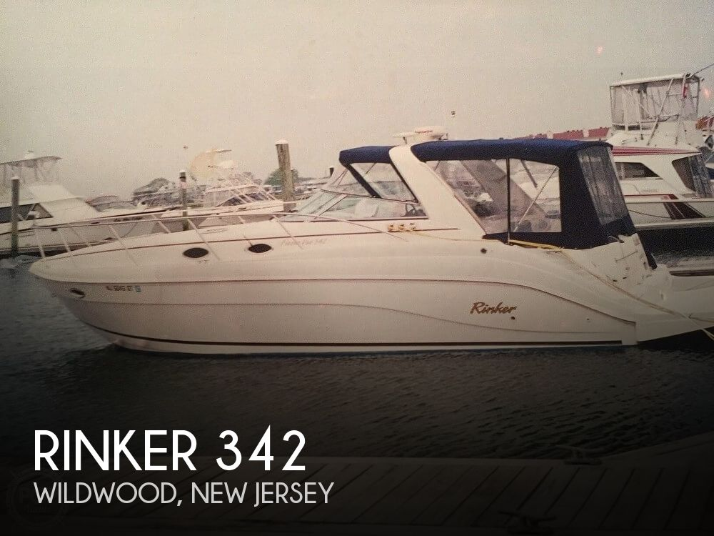 Used Rinker 342 Boats For Sale by owner | 2002 Rinker Fiesta Vee 342