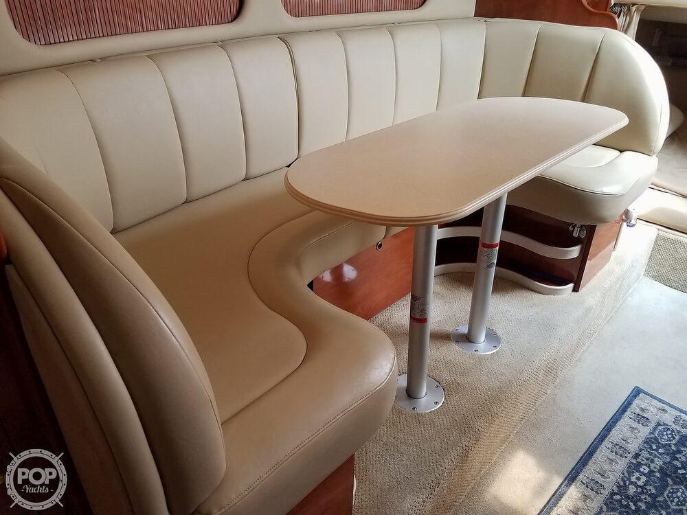 2002 Rinker boat for sale, model of the boat is Fiesta Vee 342 & Image # 31 of 40