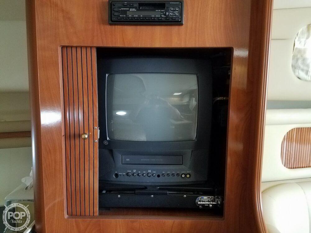 2002 Rinker boat for sale, model of the boat is Fiesta Vee 342 & Image # 40 of 40