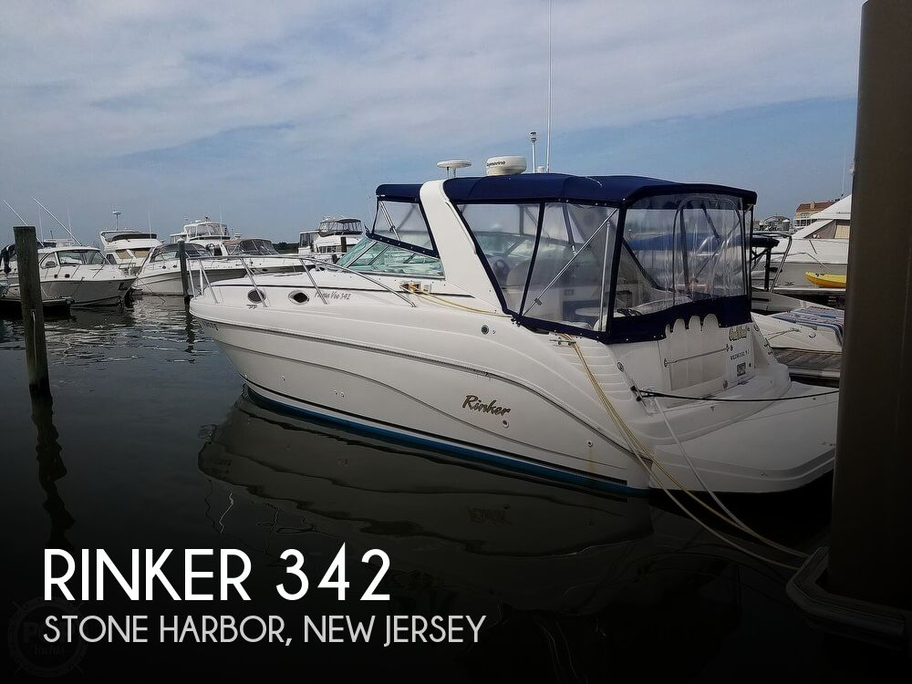 2002 RINKER FIESTA VEE 342 for sale