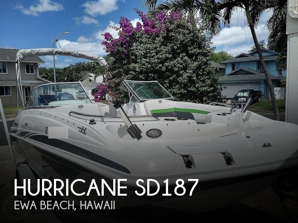 2018 Hurricane SD187