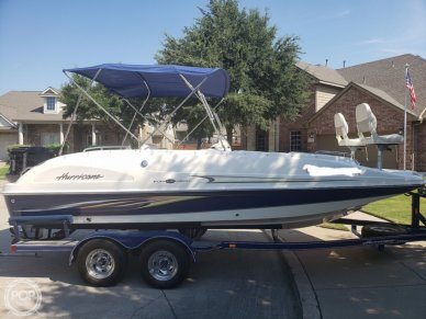 Hurricane GS 202 Fun Deck, 202, for sale