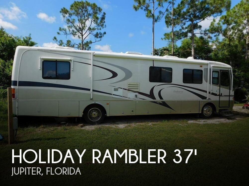 1999 Holiday Rambler Holiday Rambler 37CDS Endeavor