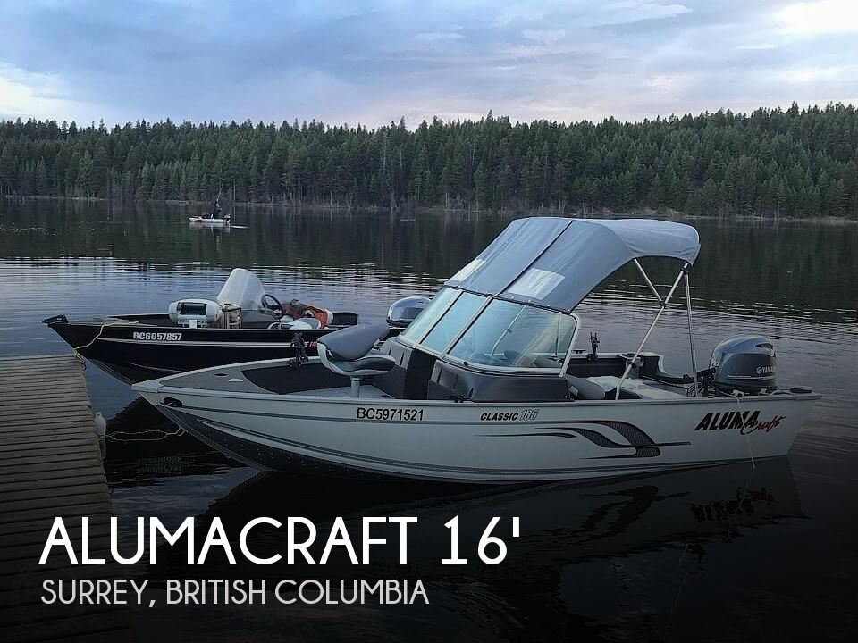 Used Alumacraft Boats For Sale by owner | 2016 Alumacraft 16