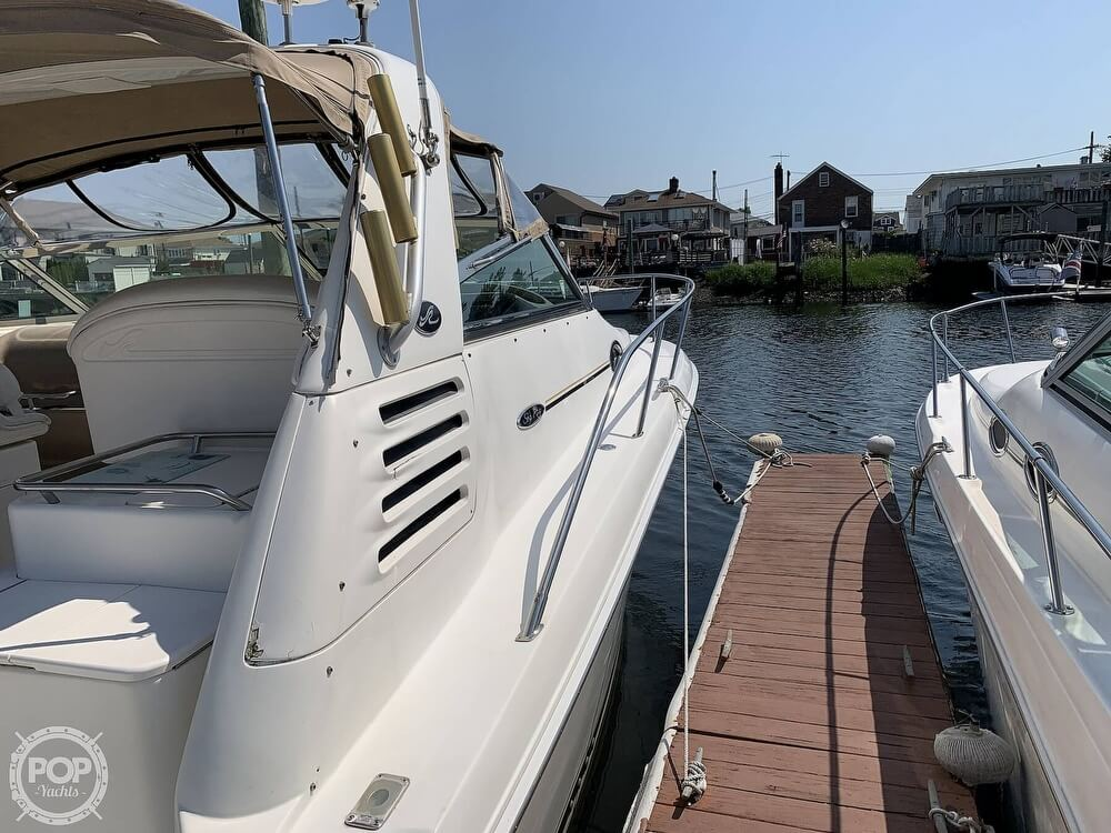 2002 Sea Ray boat for sale, model of the boat is Amberjack & Image # 3 of 40