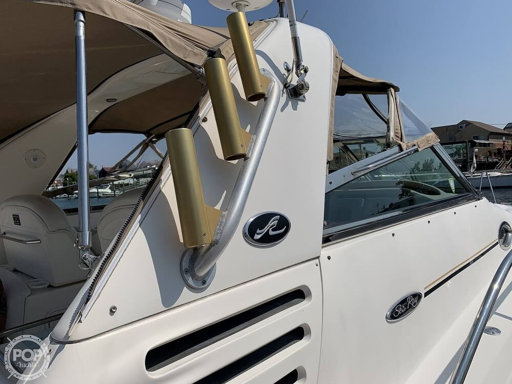 2002 Sea Ray boat for sale, model of the boat is Amberjack & Image # 27 of 40