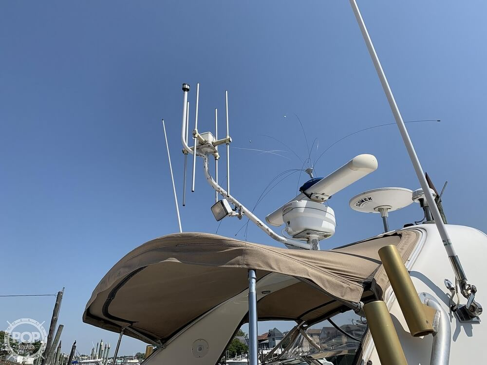 2002 Sea Ray boat for sale, model of the boat is Amberjack & Image # 30 of 40