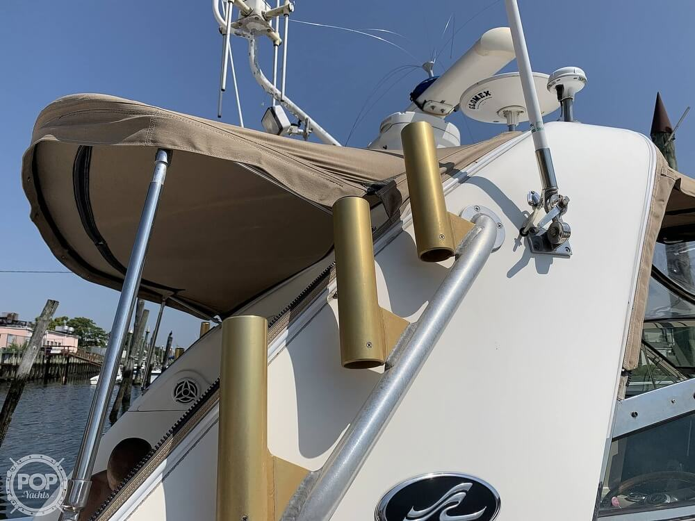 2002 Sea Ray boat for sale, model of the boat is Amberjack & Image # 32 of 40
