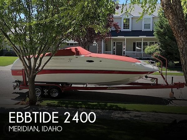 Used Boats For Sale in Boise, Idaho by owner | 2002 Ebbtide Mystique 2400