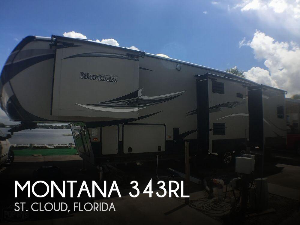 2014 Keystone Montana 343RL