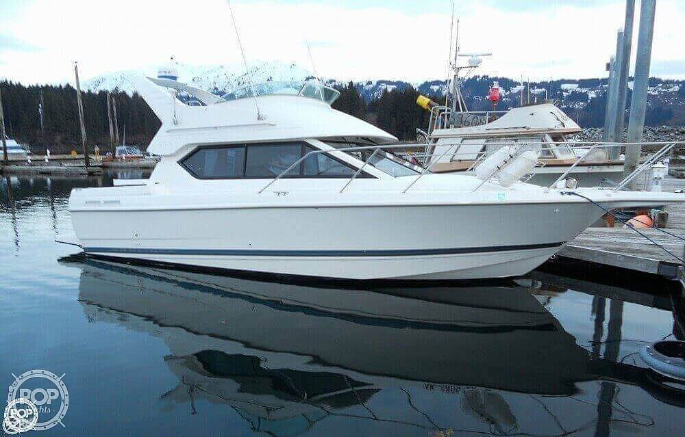 2001 Bayliner boat for sale, model of the boat is 2858 CIERA COMMAND BRIDGE & Image # 2 of 37