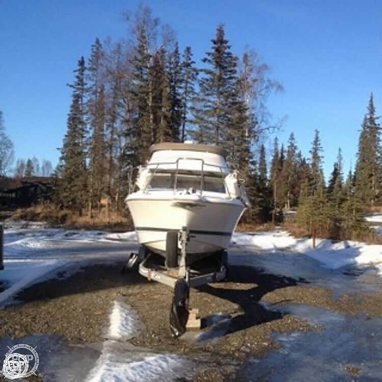 2001 Bayliner boat for sale, model of the boat is 2858 CIERA COMMAND BRIDGE & Image # 4 of 37