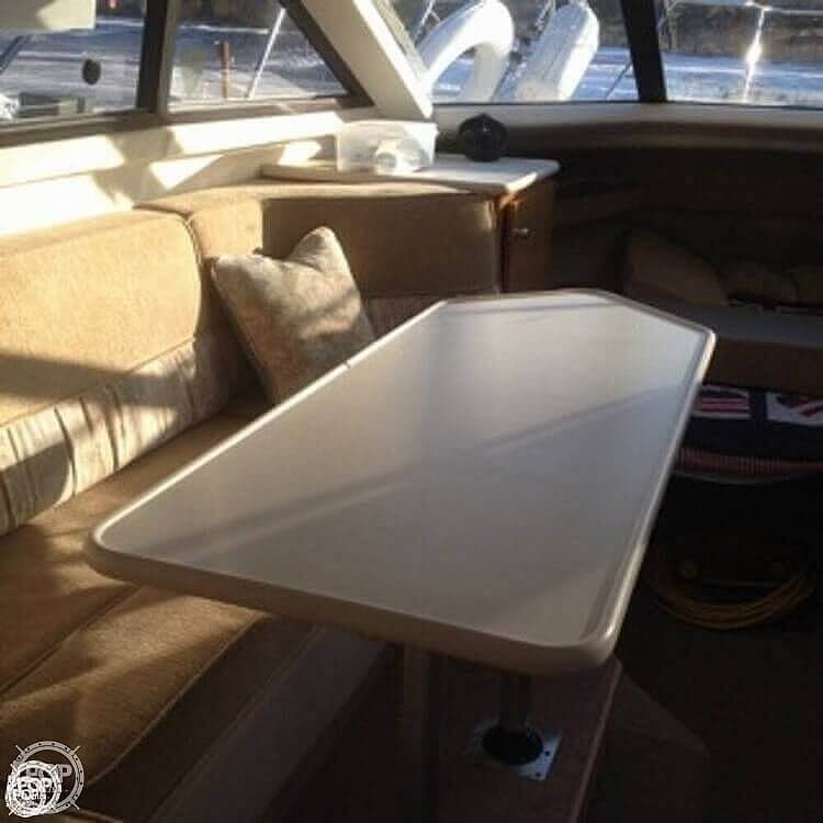 2001 Bayliner boat for sale, model of the boat is 2858 CIERA COMMAND BRIDGE & Image # 22 of 37
