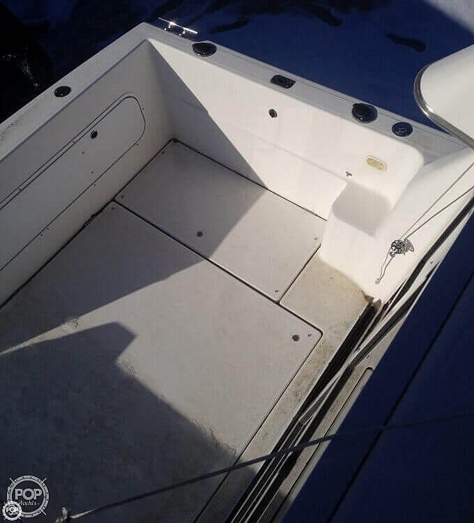 2001 Bayliner boat for sale, model of the boat is 2858 CIERA COMMAND BRIDGE & Image # 28 of 37
