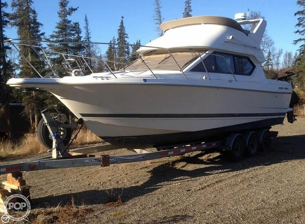 2001 Bayliner boat for sale, model of the boat is 2858 CIERA COMMAND BRIDGE & Image # 31 of 37