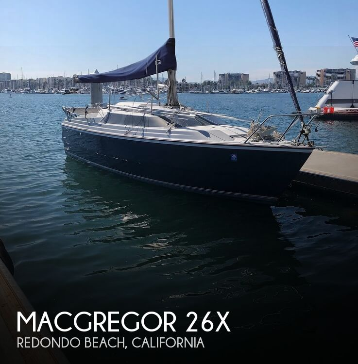 Used MacGregor 26X Boats For Sale in California by owner | 1999 MacGregor 26X