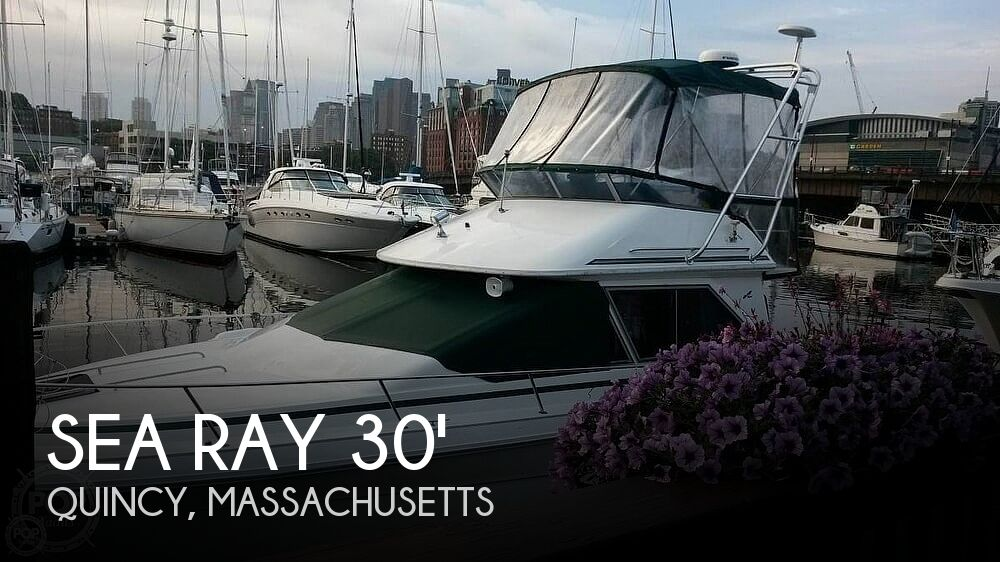 Used Sea Ray 300DB 30' Boats For Sale by owner | 1989 Sea Ray 300DB 30'