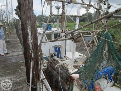 Thompson Trawler, 48', for sale - $35,000