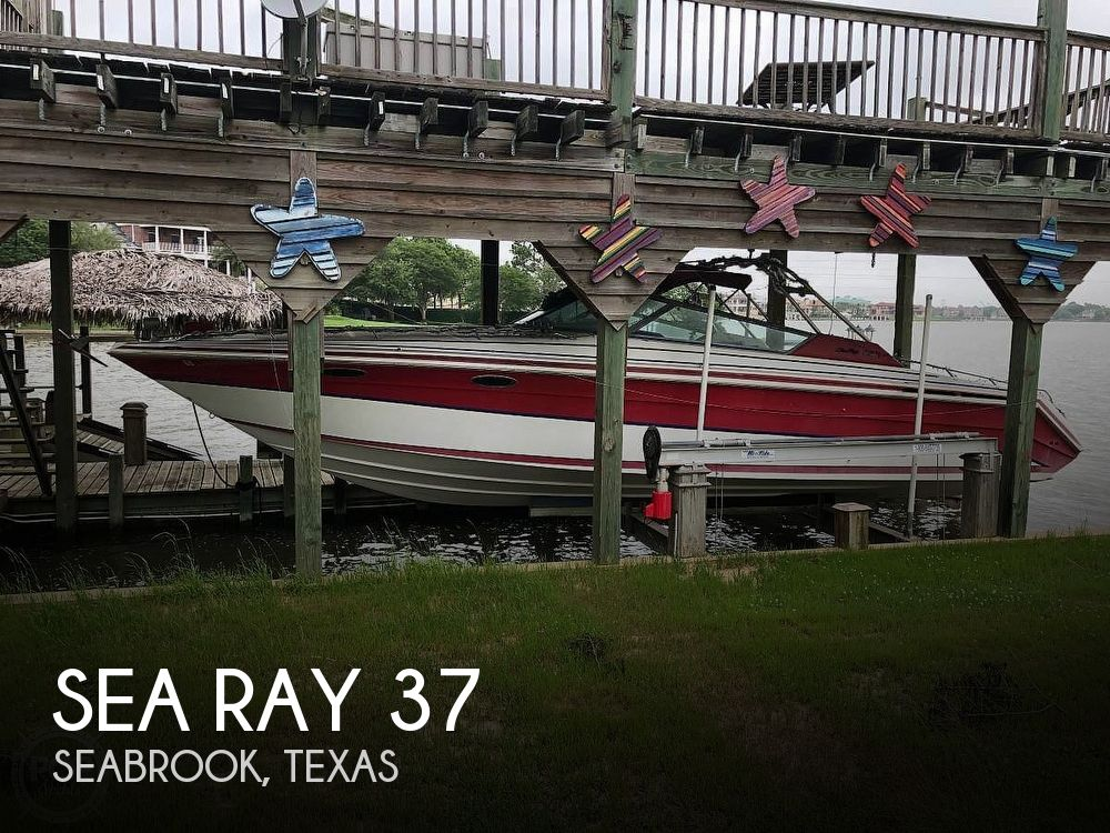Used Sea Ray Boats For Sale in Texas by owner | 1991 Sea Ray 37