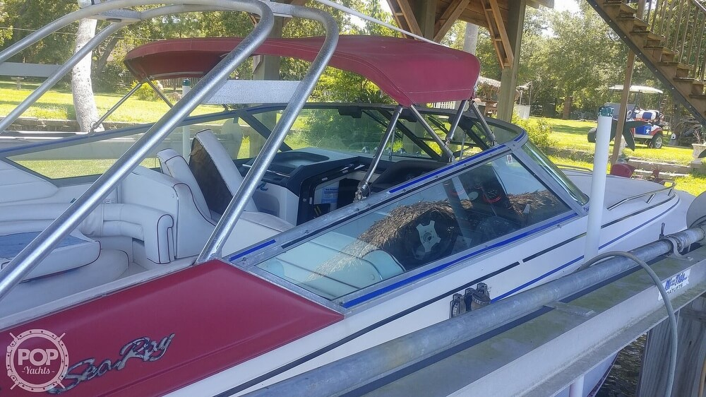 1991 Sea Ray boat for sale, model of the boat is 370 Sunsport & Image # 10 of 40