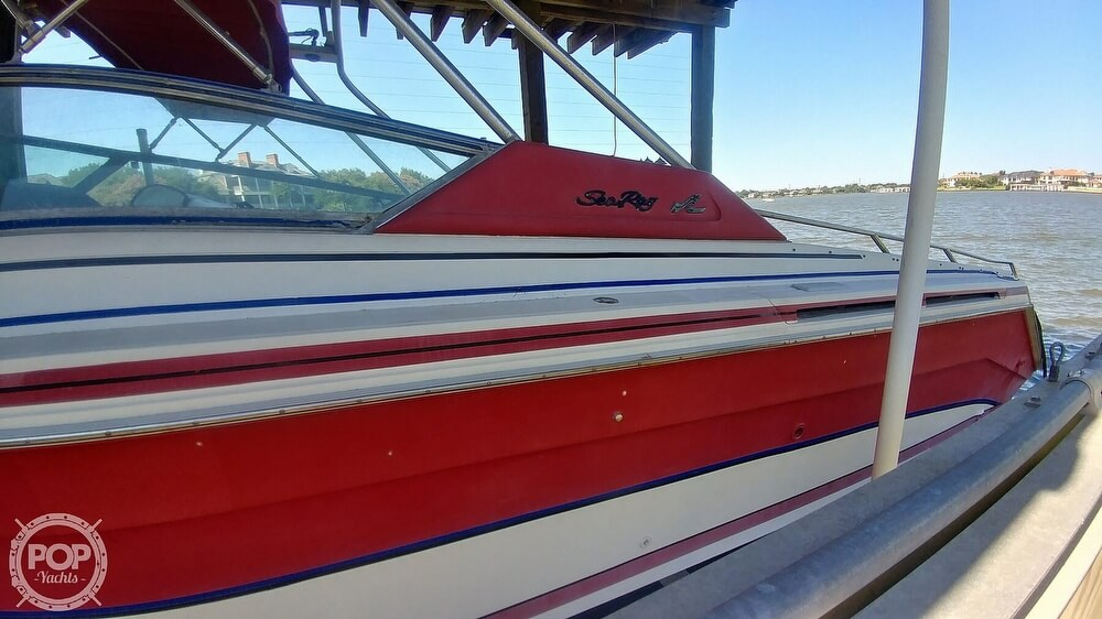 1991 Sea Ray boat for sale, model of the boat is 370 Sunsport & Image # 21 of 40