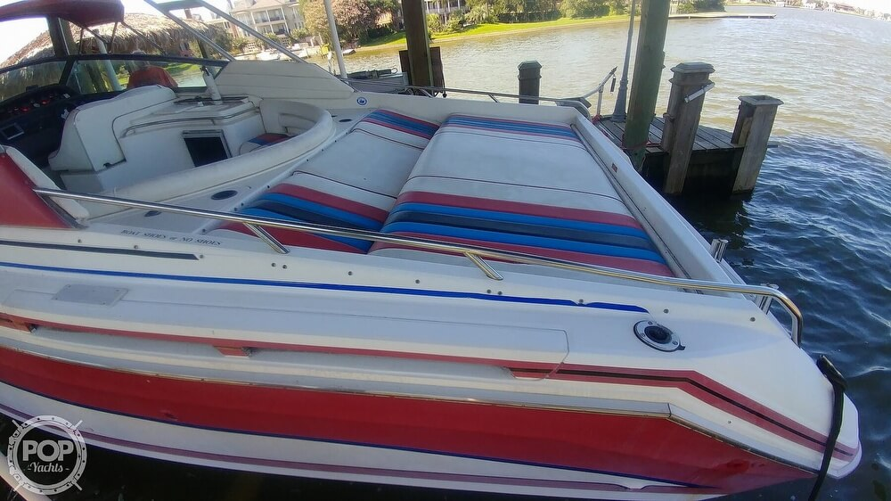 1991 Sea Ray boat for sale, model of the boat is 370 Sunsport & Image # 23 of 40