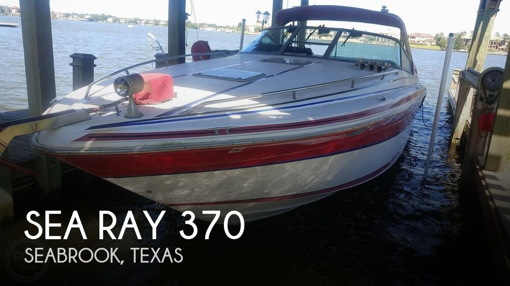 1991 SEA RAY 370 SUNSPORT for sale