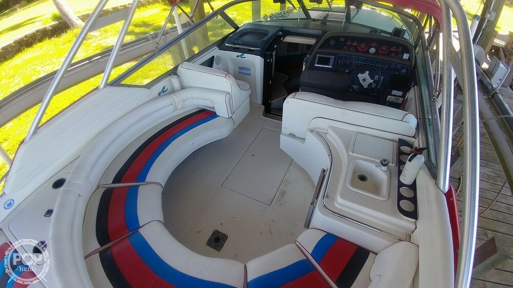 1991 Sea Ray boat for sale, model of the boat is 370 Sunsport & Image # 15 of 40