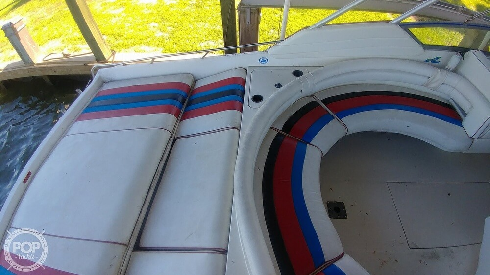 1991 Sea Ray boat for sale, model of the boat is 370 Sunsport & Image # 25 of 40