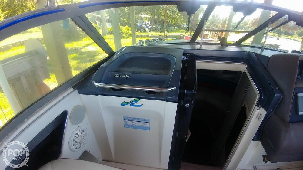 1991 Sea Ray boat for sale, model of the boat is 370 Sunsport & Image # 36 of 40