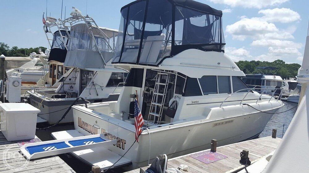 1994 Silverton 34 Convertible For Sale