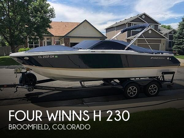 Used Boats For Sale in Colorado by owner | 2013 Four Winns H 230