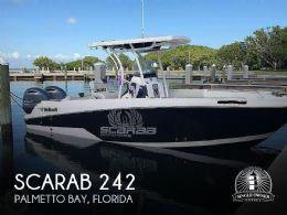 2017 Scarab 242 Offshore Fisherman