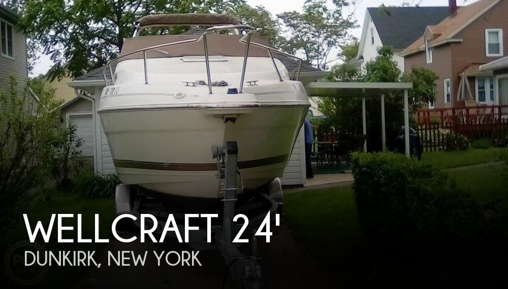 Used Wellcraft 24 Boats For Sale by owner | 2002 Wellcraft 24