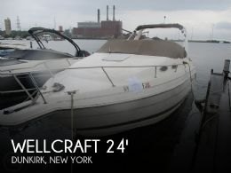 2002 Wellcraft 2400 Martinique