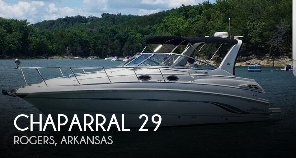 Used Boats For Sale in Fayetteville, Arkansas by owner | 2000 Chaparral 29