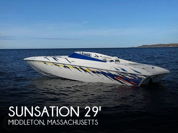 Used Sunsation Boats For Sale by owner | 2005 Sunsation 29