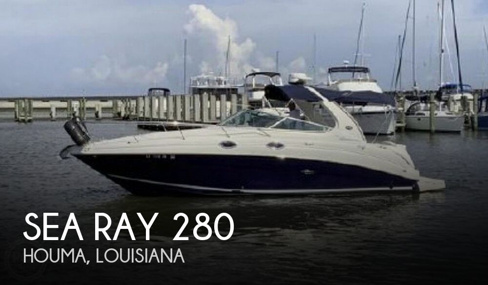 Used Sea Ray 280 Sundancer Boats For Sale by owner | 2004 Sea Ray 280 Sundancer