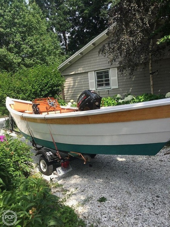 2003 Homebuilt 19' Custom Dory - #$LI_INDEX