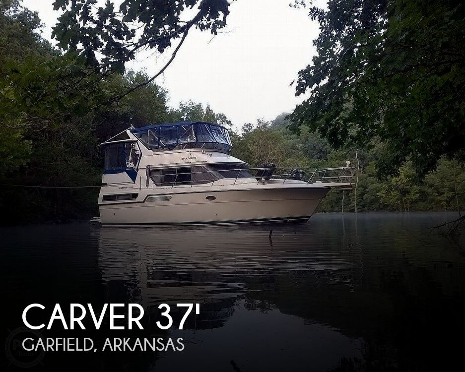 Used Boats For Sale in Fayetteville, Arkansas by owner | 1995 Carver 41