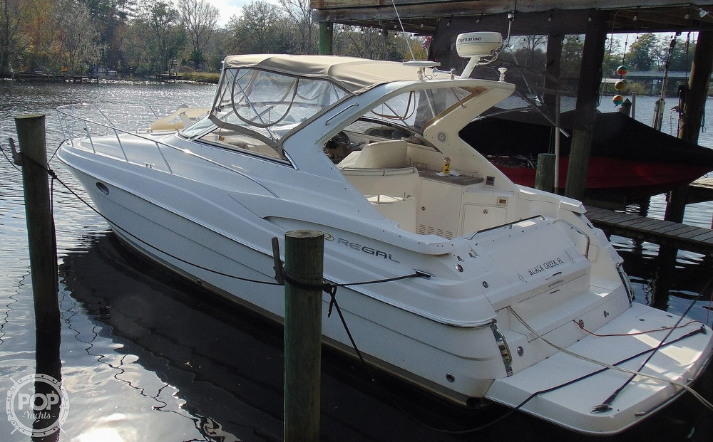 2005 Regal boat for sale, model of the boat is 3560 Commodore & Image # 22 of 40