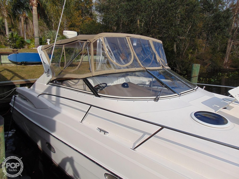 2005 Regal boat for sale, model of the boat is 3560 Commodore & Image # 34 of 40