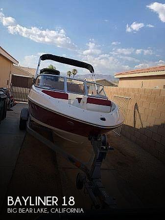 Bayliner Ski Boats For Sale in California | Used Bayliner Ski Boats