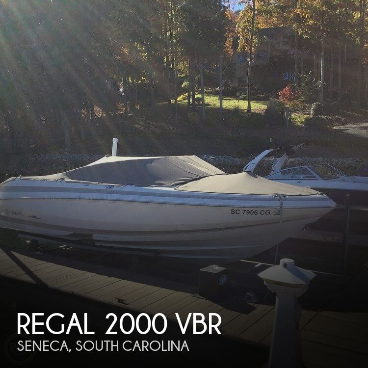 Used Regal Boats For Sale in South Carolina by owner | 2005 Regal 20