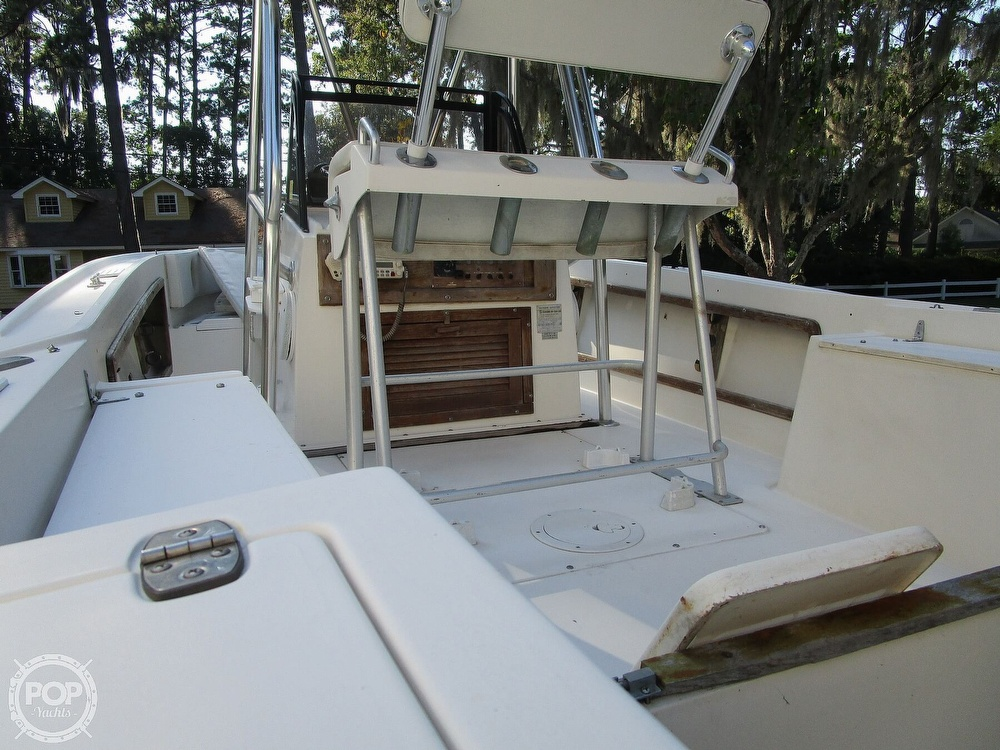 1989 Mako boat for sale, model of the boat is 22 Center Console & Image # 2 of 40