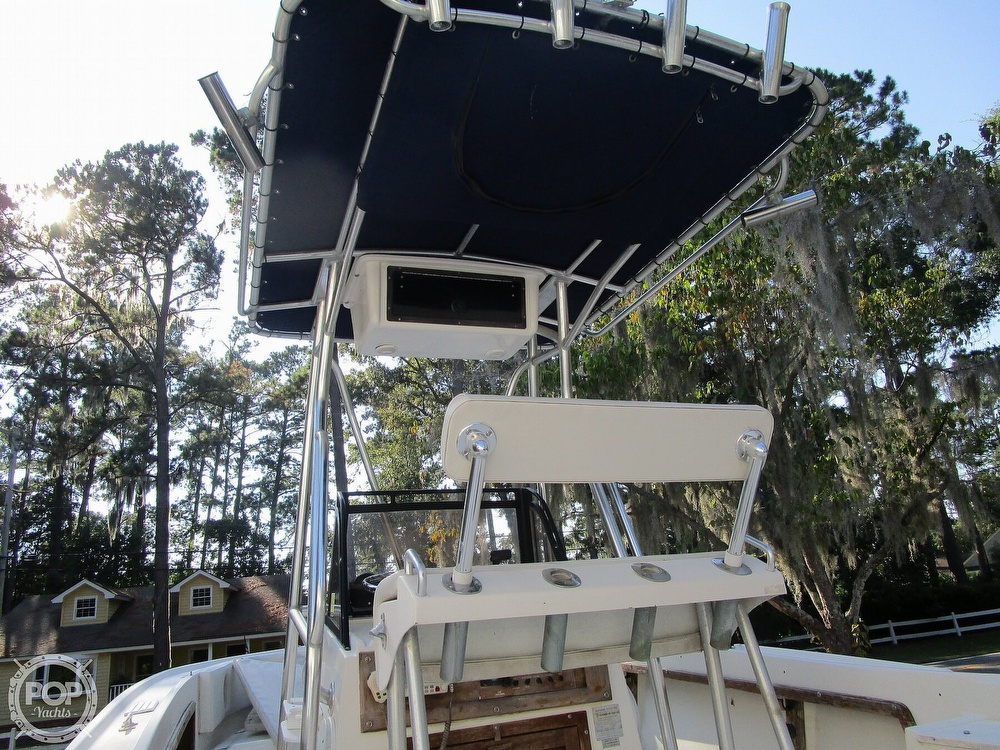 1989 Mako boat for sale, model of the boat is 22 Center Console & Image # 3 of 40