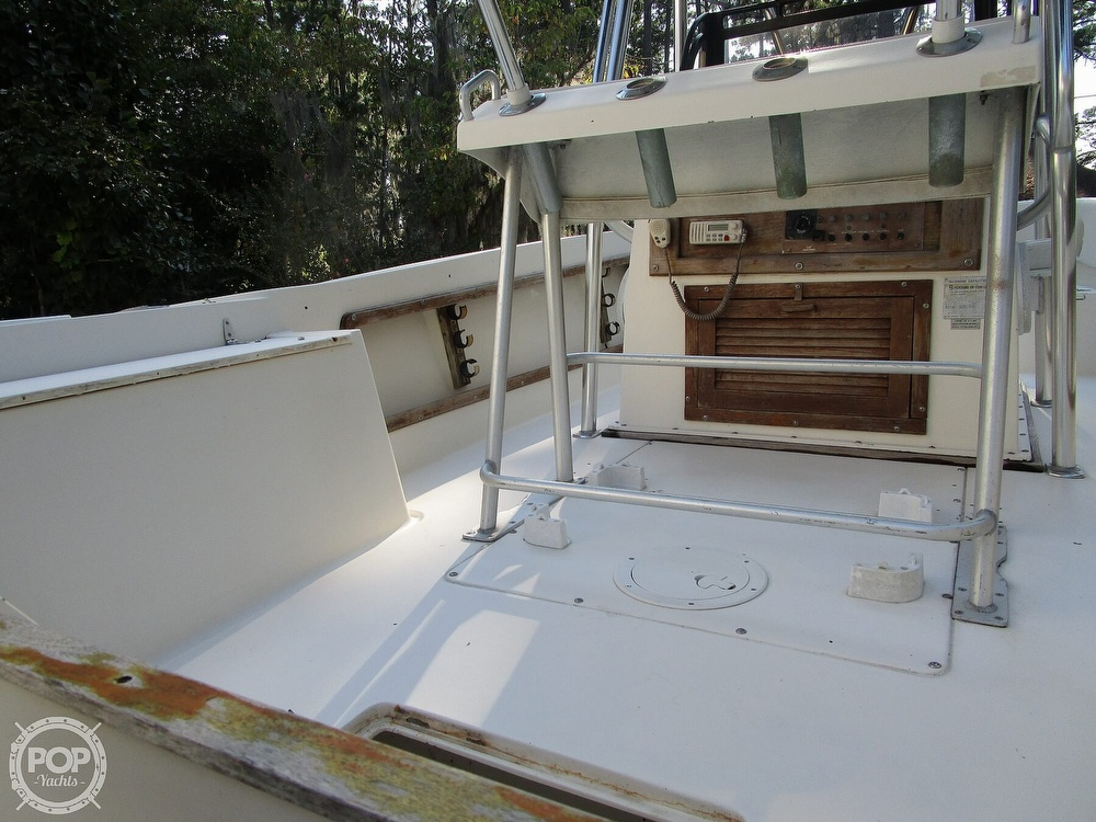 1989 Mako boat for sale, model of the boat is 22 Center Console & Image # 7 of 40